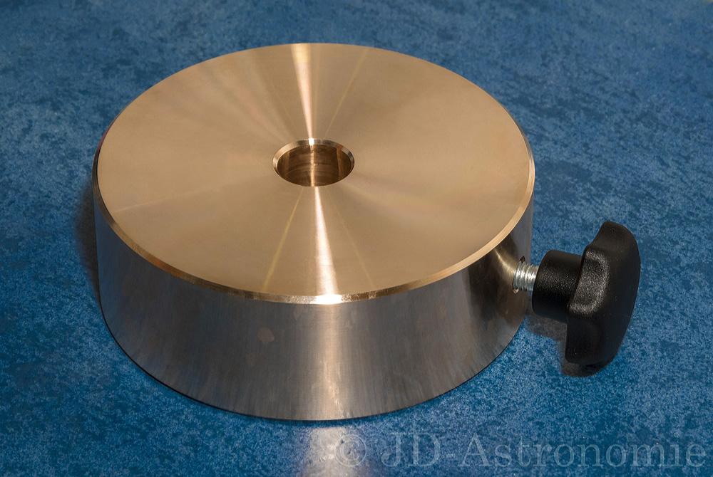 Gegengewichte aus Bronze